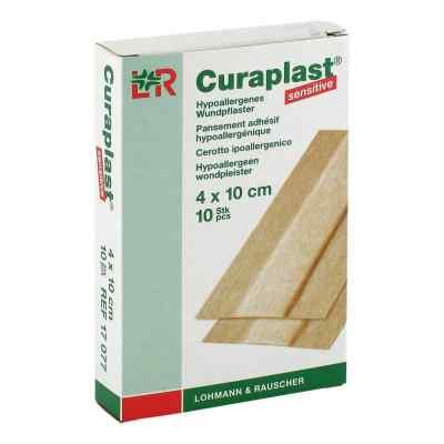 Curaplast sensitive Wundschn.verband 4x10cm  bei apo-discounter.de bestellen