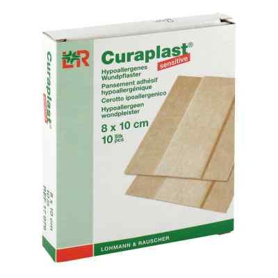 Curaplast sensitive Wundschn.verband 8x10cm  bei apo-discounter.de bestellen