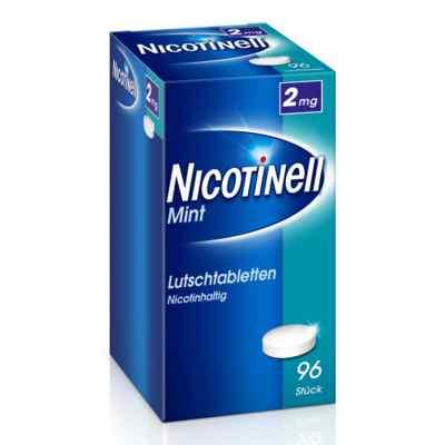Nicotinell 2mg Mint  bei apo-discounter.de bestellen