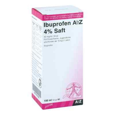 Ibuprofen AbZ 4% Saft  bei apo-discounter.de bestellen