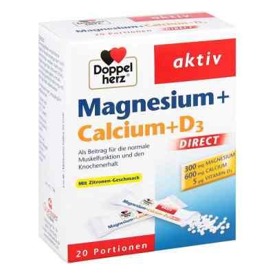 Doppelherz Magnesium + Calcium + D3 direct Pellets  bei apo-discounter.de bestellen