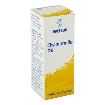 Chamomilla D6 Globuli  bei apo-discounter.de bestellen
