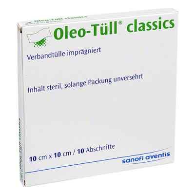 Oleo Tüll Classics 10x10 cm  bei apo-discounter.de bestellen