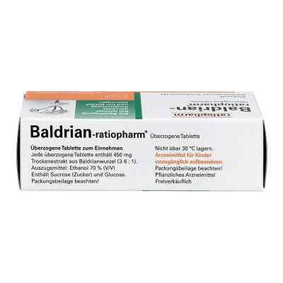 Baldrian Ratiopharm überzogene Tabletten  bei apo-discounter.de bestellen