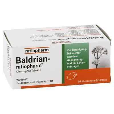 Baldrian Ratiopharm überzogene Tabletten