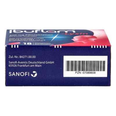 Ibuflam Lysin 400 mg Ibuprofen Schmerztabletten  bei apo-discounter.de bestellen