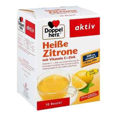 Doppelherz Heisse Zitrone Vitamin C + Zink Granula  bei apo-discounter.de bestellen