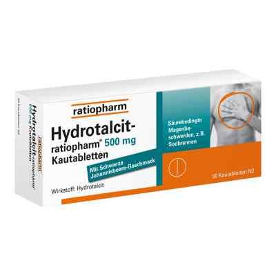 Hydrotalcit-ratiopharm 500mg  bei apo-discounter.de bestellen
