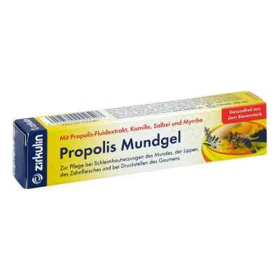 Zirkulin Propolis Mundgel