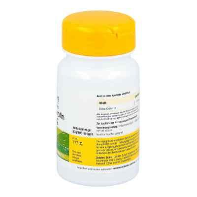 Beta Carotin Kapseln 15 mg natürlich  bei apo-discounter.de bestellen