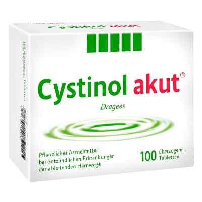 Cystinol akut Dragees