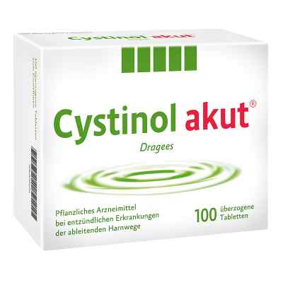 Cystinol akut Dragees  bei apo-discounter.de bestellen