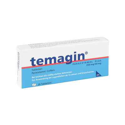 Temagin Paracetamol plus
