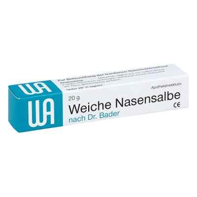 Weiche Nasensalbe noctu Doktor Bader  bei apo-discounter.de bestellen