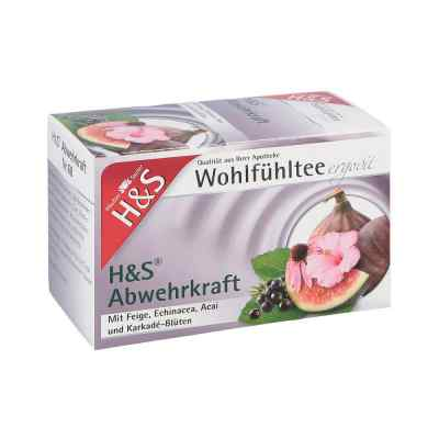 H&s Abwehrkraft Filterbeutel 07141264
