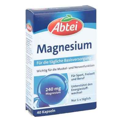Abtei Magnesium Kapseln  bei apo-discounter.de bestellen