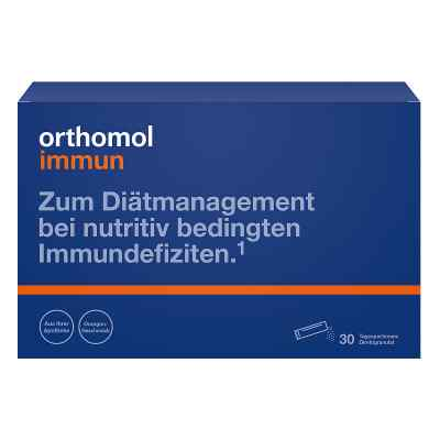 Orthomol Immun Direktgranulat Orange  bei bioapotheke.de bestellen