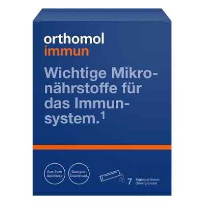 Orthomol Immun Direktgranulat Orange  bei apo-discounter.de bestellen