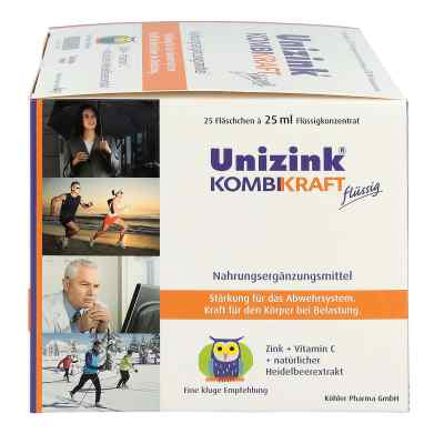 Unizink Kombikraft  bei apo-discounter.de bestellen
