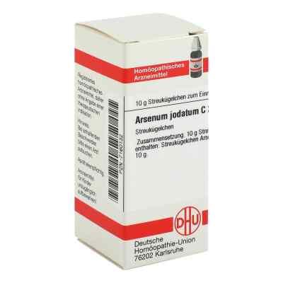 Arsenum Jodatum C 200 Globuli  bei apo-discounter.de bestellen