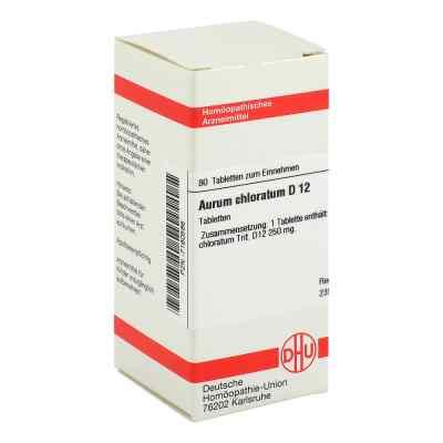 Aurum Chloratum D12 Tabletten  bei apo-discounter.de bestellen