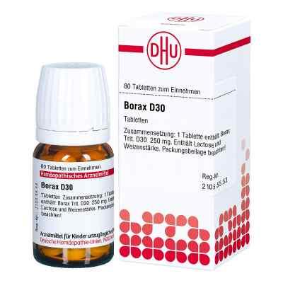 Borax D30 Tabletten  bei apo-discounter.de bestellen