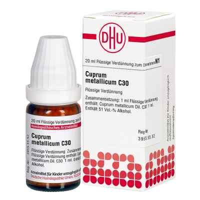 Cuprum Metallicum C30 Dilution  bei apo-discounter.de bestellen