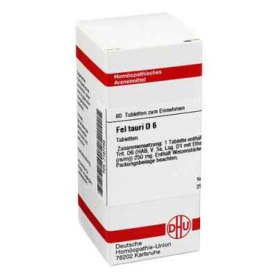 Fel Tauri D6 Tabletten  bei apo-discounter.de bestellen