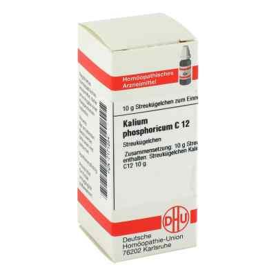 Kalium Phosphoricum C 12 Globuli  bei apo-discounter.de bestellen
