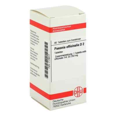 Paeonia Officin. D2 Tabletten  bei apo-discounter.de bestellen