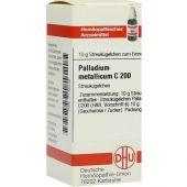 Palladium Metallicum C 200 Globuli