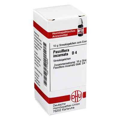 Passiflora Incarnata D 4 Globuli 10 g von DHU-Arzneimittel GmbH & Co. KG PZN 07176593