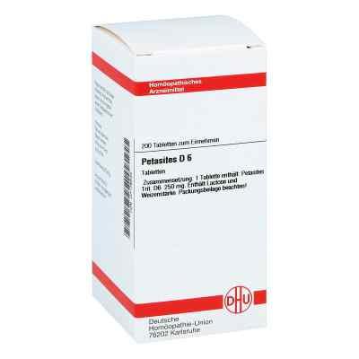 Petasites D6 Tabletten  bei apo-discounter.de bestellen