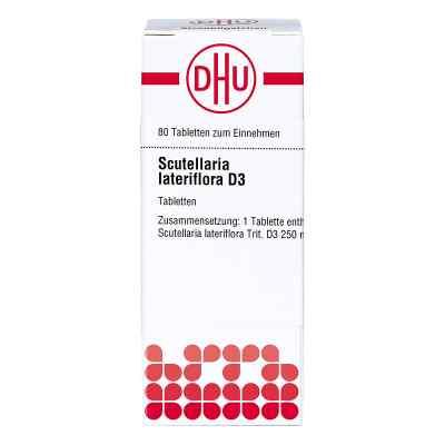 Scutellaria Lateriflora D3 Tabletten  bei apo-discounter.de bestellen
