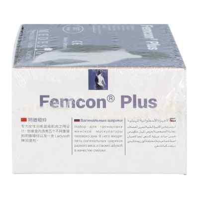 Femcon plus Vaginalkonen Set mit 5 Vaginalkonen  bei apo-discounter.de bestellen