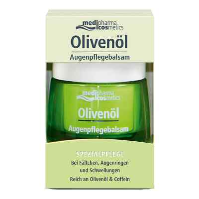 Olivenöl Augenpflegebalsam