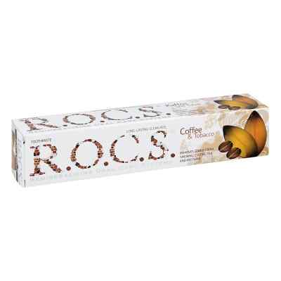 Rocs Erwachsene Kaffee + Tabak Zahnpasta  bei apo-discounter.de bestellen