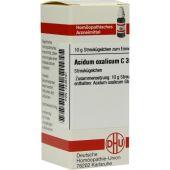 Acidum Oxalicum C 30 Globuli  bei apo-discounter.de bestellen