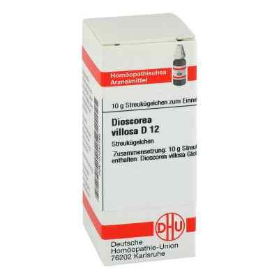 Dioscorea Villosa D 12 Globuli  bei apo-discounter.de bestellen