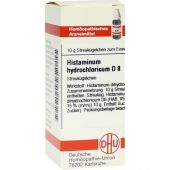 Histaminum Hydrochloricum D 8 Globuli  bei apo-discounter.de bestellen