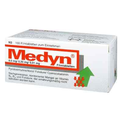 Medyn Filmtabletten  bei apo-discounter.de bestellen