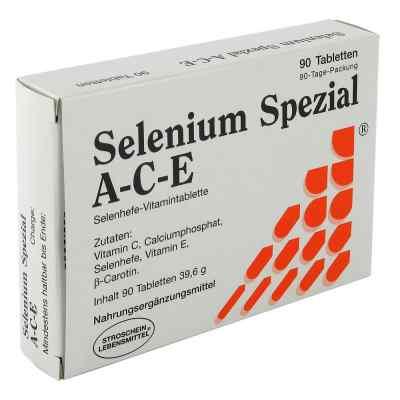 Selenium Spezial Ace Tabletten  bei apo-discounter.de bestellen