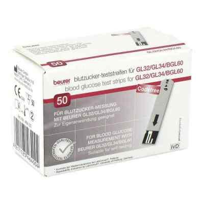Beurer Gl32/gl34/bgl60 Blutzucker-teststreifen  bei apo-discounter.de bestellen