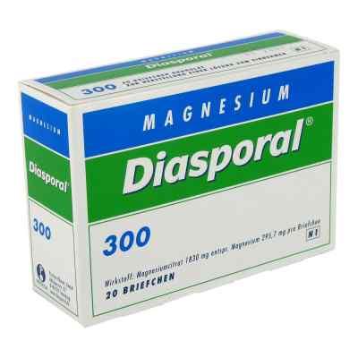 Magnesium Diasporal 300 Granulat