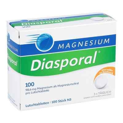 Magnesium Diasporal 100 Lutschtabletten