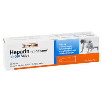 Heparin-ratiopharm 30000