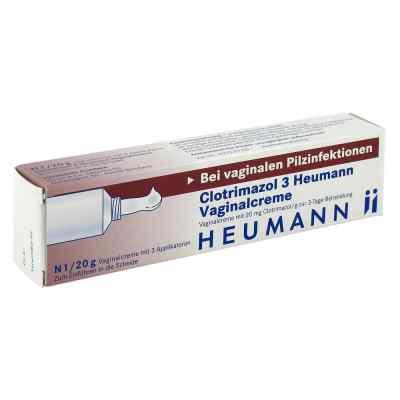 Clotrimazol 3 Heumann