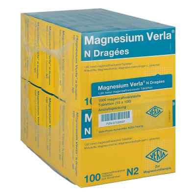 Magnesium Verla N Dragees  bei bioapotheke.de bestellen