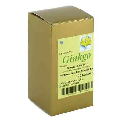Ginkgo Kapseln  bei apo-discounter.de bestellen