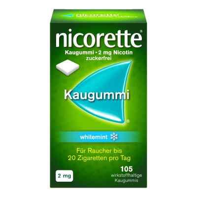 Nicorette 2mg whitemint